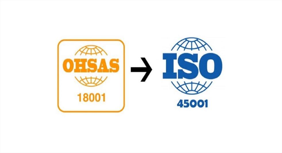 Beck Prosper add ISO 45001 to the portfolio